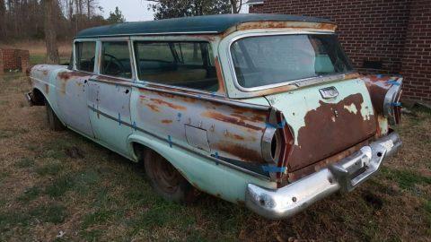 1958 Edsel Villager zu verkaufen