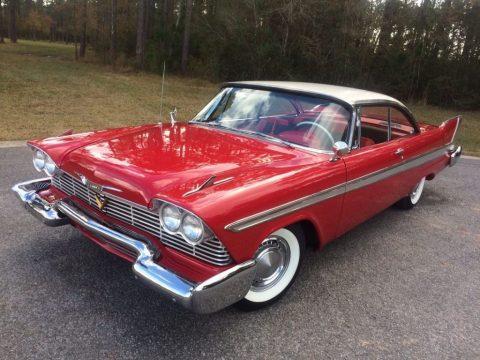 1958 Plymouth Belvedere zu verkaufen