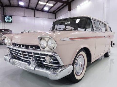 1959 AMC Rambler Cross Country Wagon zu verkaufen