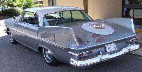 1959 Plymouth Fury zu verkaufen