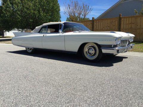 1960 Cadillac Eldorado Biarritz Convertible zu verkaufen