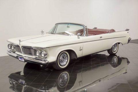 1962 Imperial Crown Convertible zu verkaufen