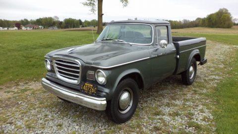 1962 Studebaker Champion Deluxe zu verkaufen