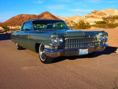 1963 Cadillac Series 62 Coupe zu verkaufen