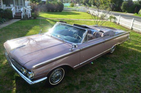 1963 Mercury Monterey zu verkaufen