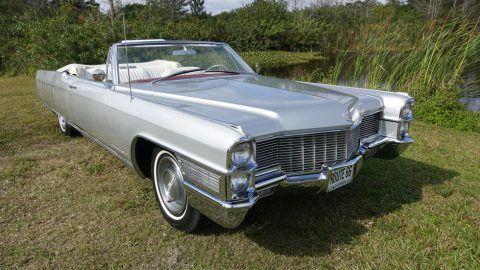 1965 Cadillac Eldorado Convertible zu verkaufen