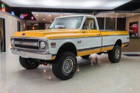 1970 Chevrolet K-10 Cheyenne zu verkaufen