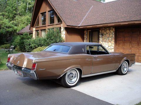 1971 Lincoln Continental zu verkaufen