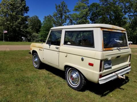 1972 Ford Bronco zu verkaufen