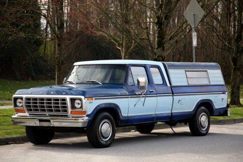 1978 Ford F-250 zu verkaufen