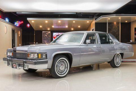 1979 Cadillac DeVille zu verkaufen