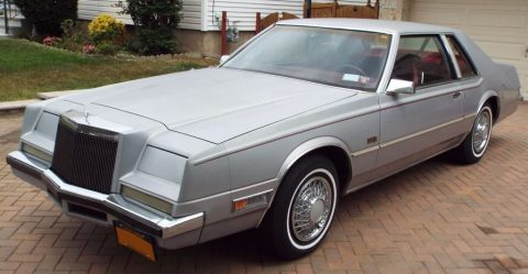 1981 Chrysler Imperial zu verkaufen