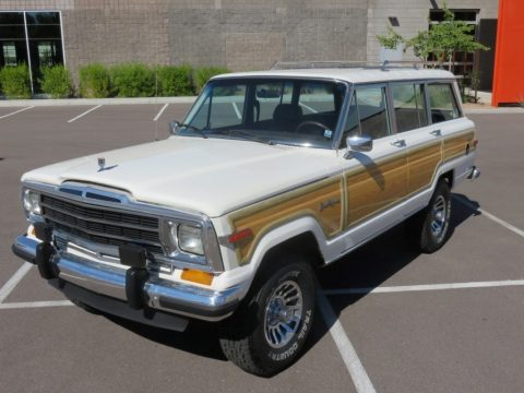 1987 Jeep Wagoneer zu verkaufen