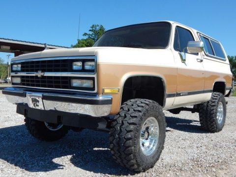 1989 Chevrolet Blazer zu verkaufen
