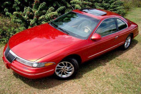 1996 Lincoln Continental Mark VIII zu verkaufen