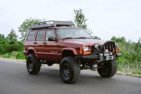 1999 Jeep Cherokee zu verkaufen
