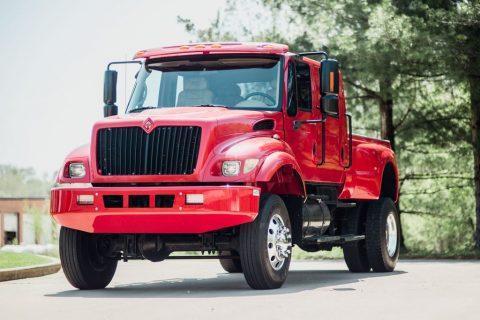 2005 International Harvester CXT zu verkaufen