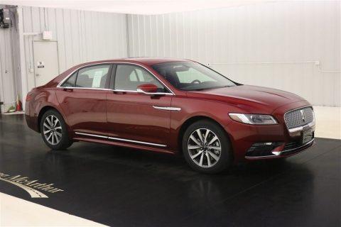 2017 Lincoln Continental zu verkaufen