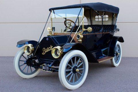 1912 Buick 35 Convertible Touring zu verkaufen