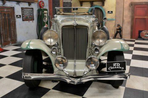 1933 Auburn G80 Phaeton Sedan zu verkaufen