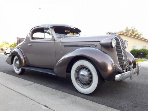 1936 Pontiac 3 Widnow Coupe zu verkaufen