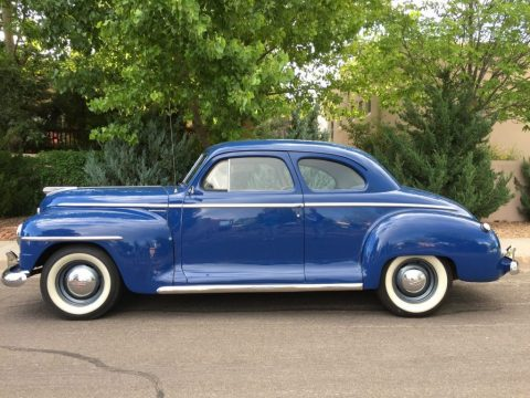 1948 Plymouth Special Deluxe zu verkaufen