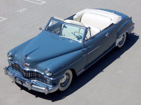 1949 DeSoto Custom Convertible zu verkaufen