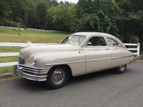 1949 Packard Club Coupe zu verkaufen