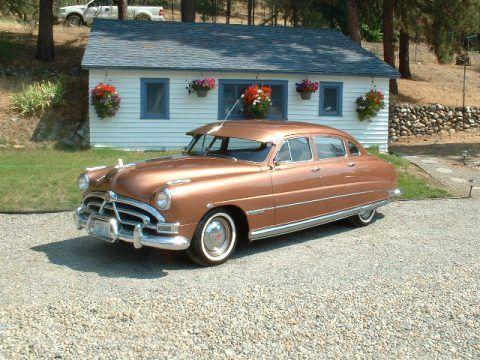 1951 Hudson Commodore zu verkaufen