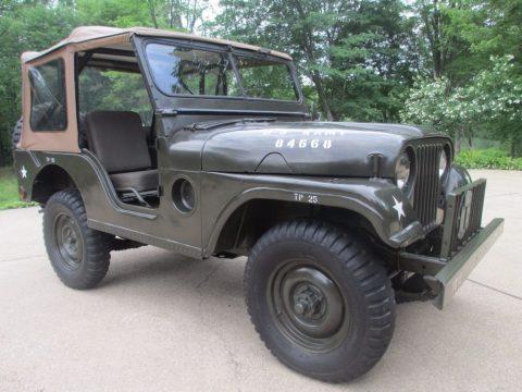 1955 Jeep M38A1 zu verkaufen