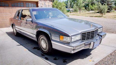1993 Cadillac Coupe DeVille zu verkaufen