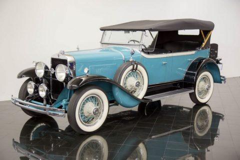 1929 LaSalle Series 328 Phaeton zu verkaufen