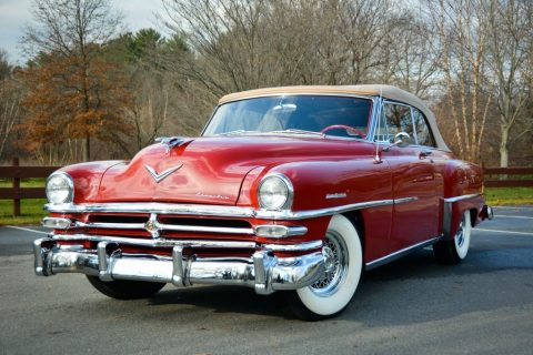 1953 Chrysler New Yorker Deluxe zu verkaufen