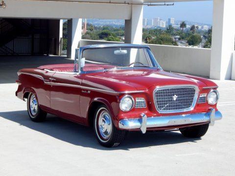 1960 Studebaker Lark Regal Convertible zu verkaufen
