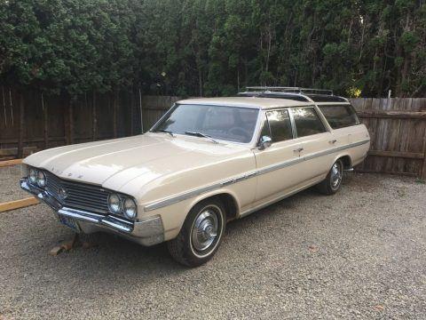 1964 Buick Skylark Sport Wagon zu verkaufen