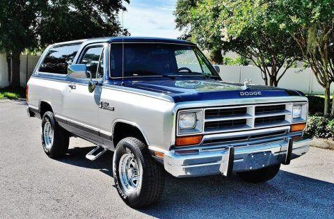 1988 Dodge Ramcharger zu verkaufen