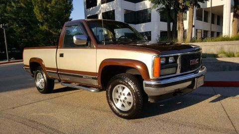 1988 GMC Sierra 1500 zu verkaufen