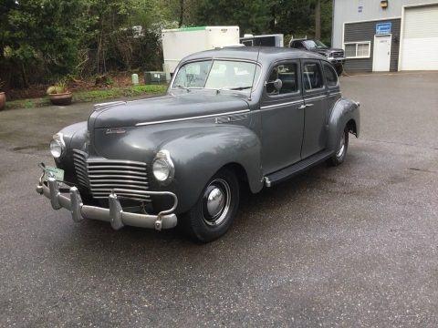 1940 Chrysler Windsor zu verkaufen