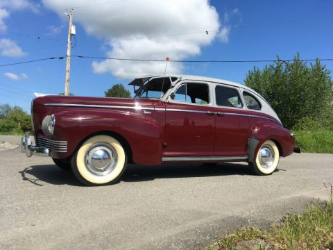 1941 Nash Ambassador zu verkaufen