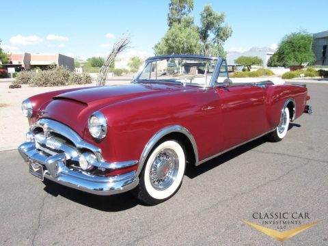 1953 Packard Caribbean Convertible zu verkaufen