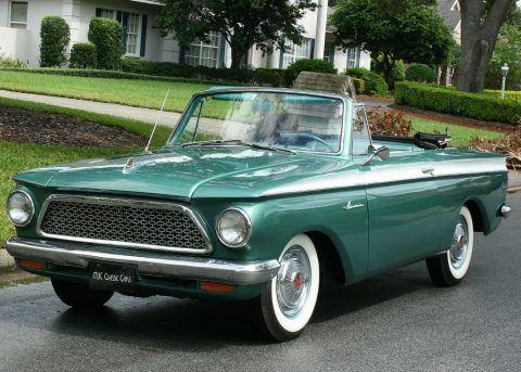 1962 Rambler American Convertible zu verkaufen