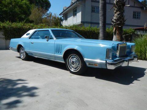 1979 Lincoln Continental zu verkaufen