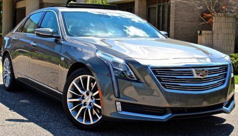 2017 Cadillac CT6 zu verkaufen