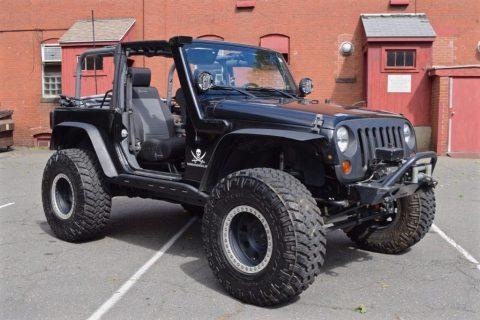 2009 Jeep Wrangler zu verkaufen