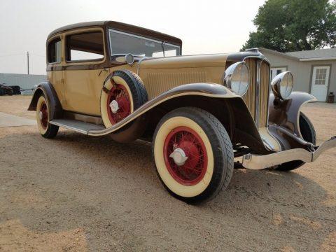 1931 Auburn Brougham G80 zu verkaufen