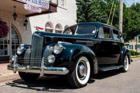 1941 Packard Series 110 Touring Sedan zu verkaufen