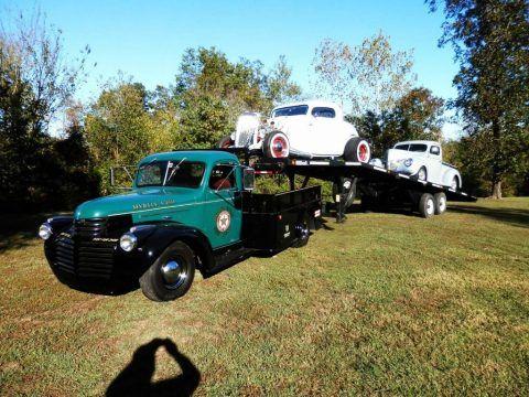 1947 GMC Car Hauler zu verkaufen