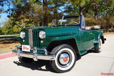 1949 Willys Jeepster Convertible zu verkaufen