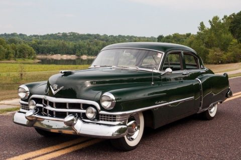 1951 Cadillac Series 61 Sedan zu verkaufen