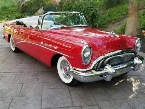 1954 Buick Roadmaster zu verkaufen